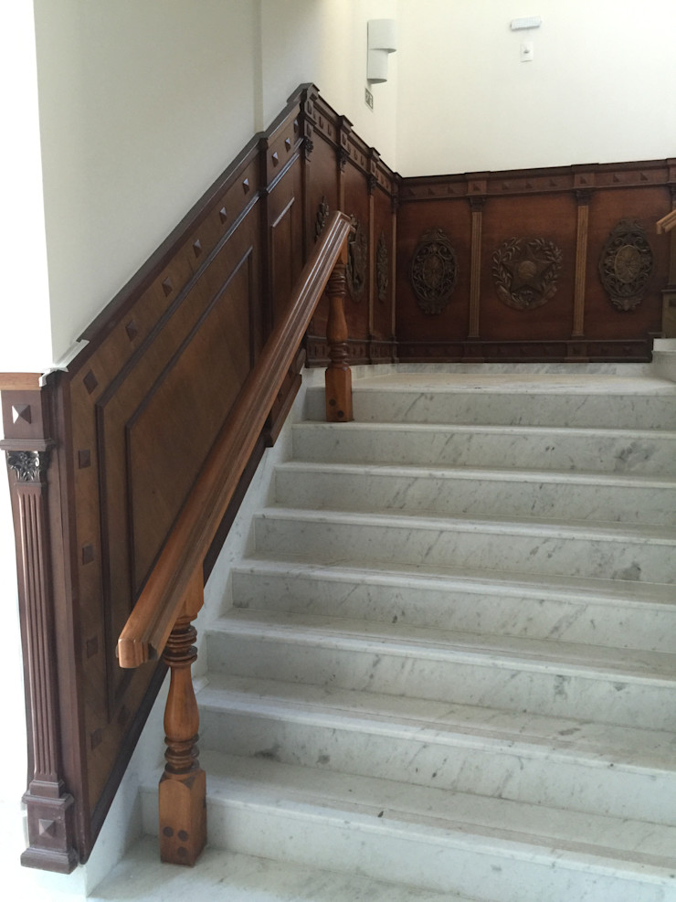 Carlos Eduardo de Lacerda Arquitetura e Planejamento Stairs