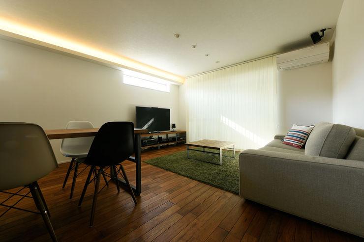 タイコーアーキテクト Living room