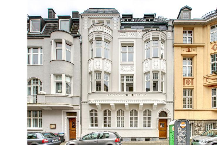 Gründerzeithaus A ZHAC / Zweering Helmus Architektur+Consulting Mehrfamilienhaus