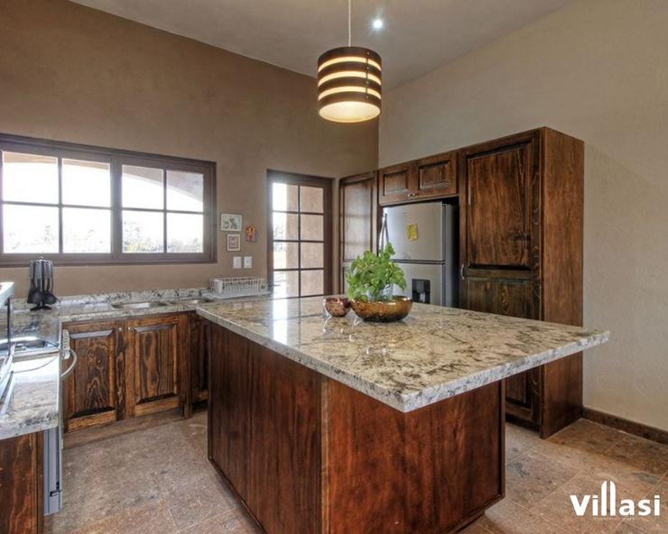 Cocinando VillaSi Construcciones Cocinas equipadas