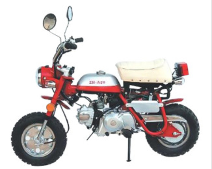 Classic Motorcycle Manufacturers Zhenhua Tech & Trade Co., Ltd Commercial Spaces