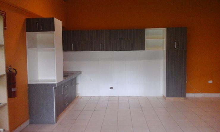 ARDI Arquitectura y servicios Kitchen units Chipboard White