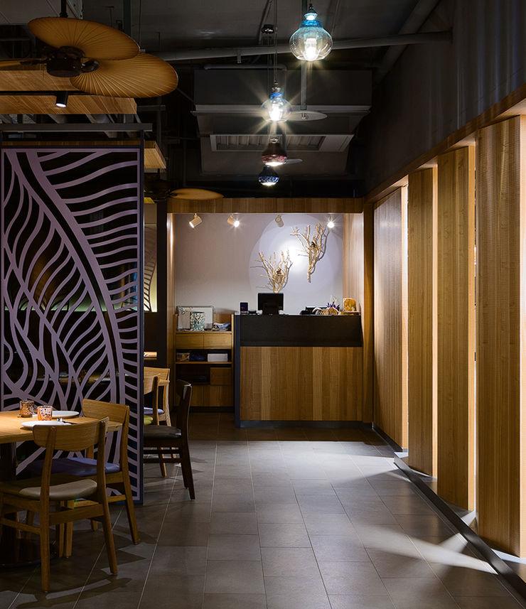 伊歐室內裝修設計有限公司 Gastronomia in stile moderno