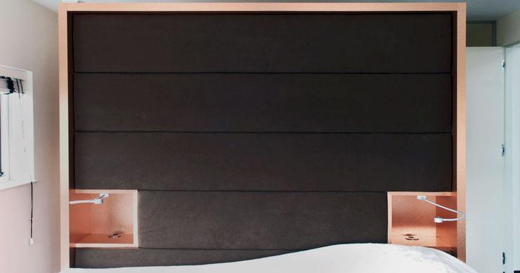 TEKTON architekten Modern Bedroom