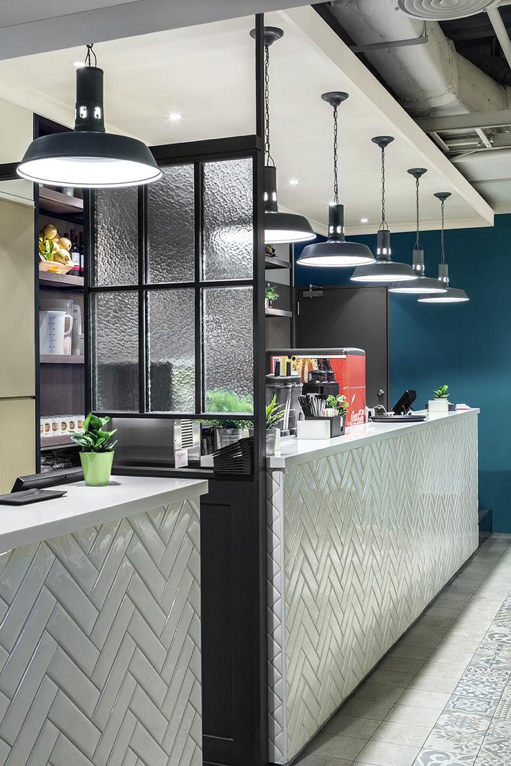 伊歐室內裝修設計有限公司 Locales gastronómicos