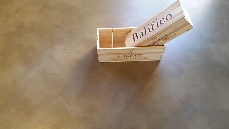 Rivestimento continuo in resina biomalta Marcello Gavioli Cucina attrezzata
