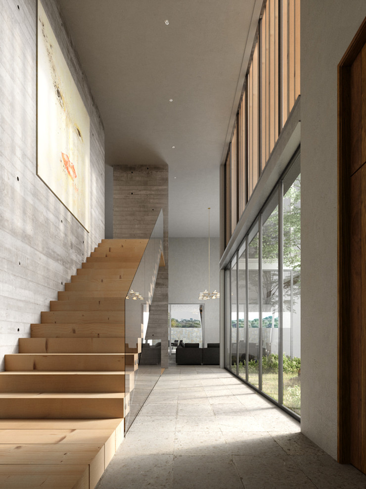 HAC Arquitectura Stairs