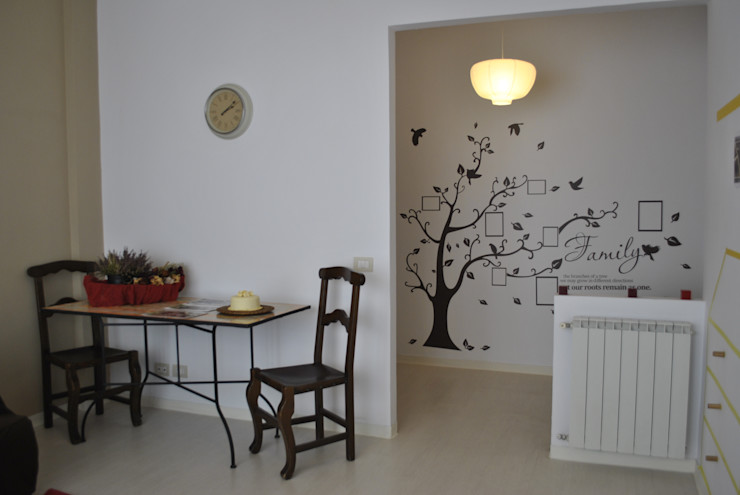 Antonella Petrangeli Living room