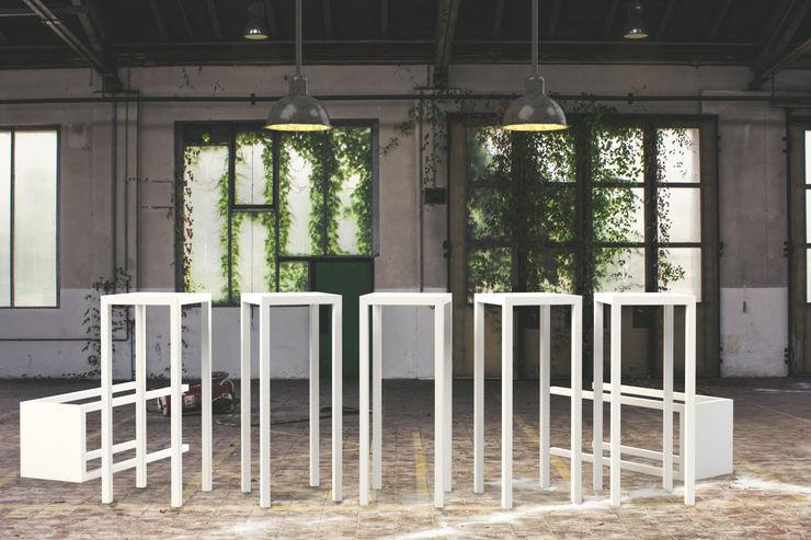 sokkel en zuilen Living roomAccessories & decoration الحديد / الصلب