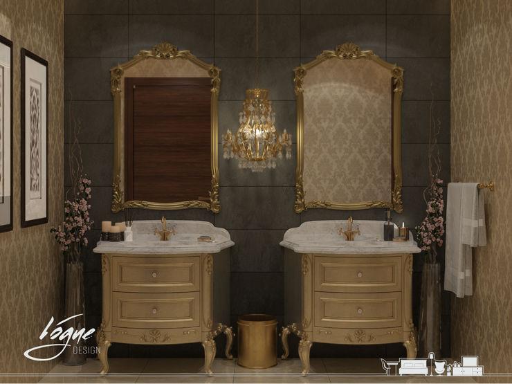 Vogue Design Baños de estilo clásico