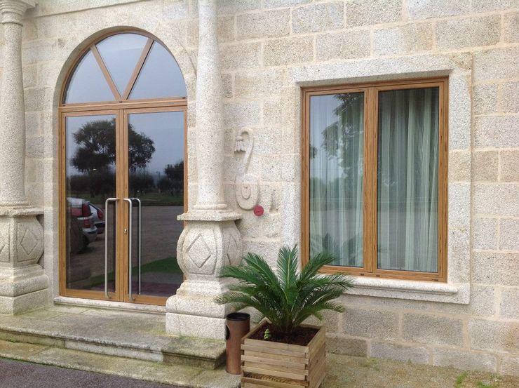 SAM'S - Soluções em alumínio e PVC Classic windows & doors