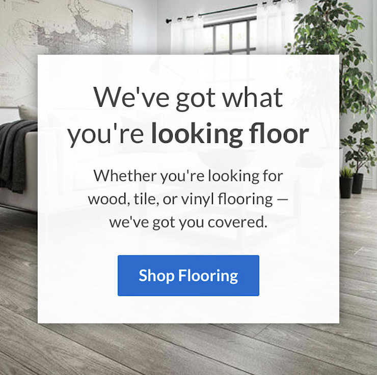 Calling all builders , developers and contractors. BuildDirect Floors