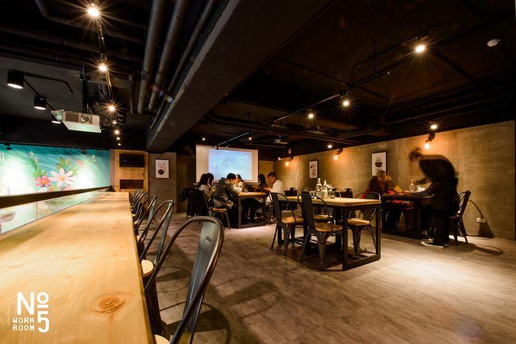 MEGA 美式風格餐廳設計 NO5WorkRoom 餐廳