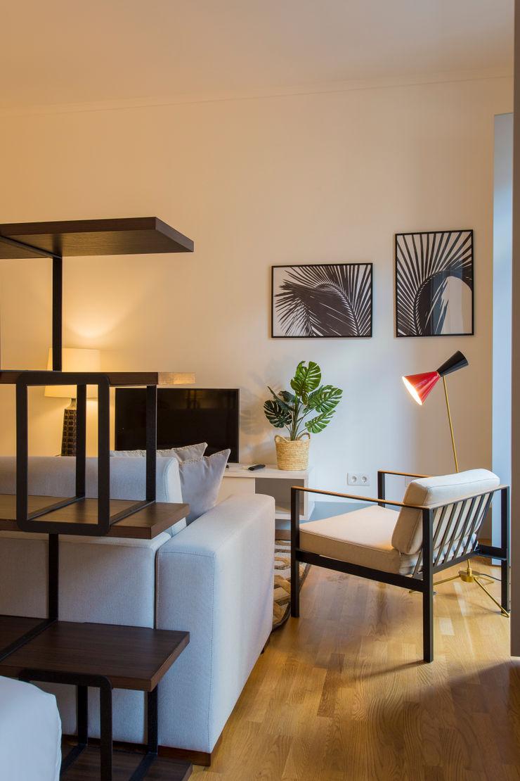 Traço Magenta - Design de Interiores SoggiornoAccessori & Decorazioni