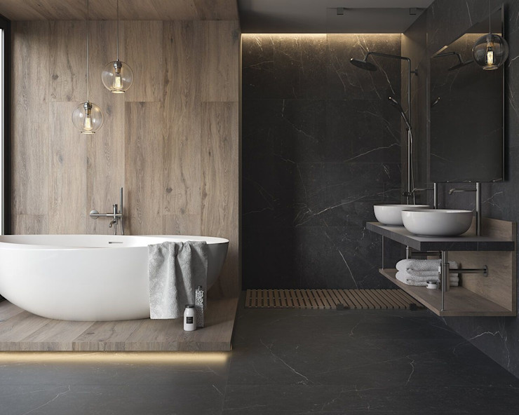 Ceramika Paradyz Classic style bathrooms