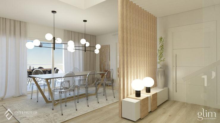 Glim - Design de Interiores EsszimmerStühle und Bänke