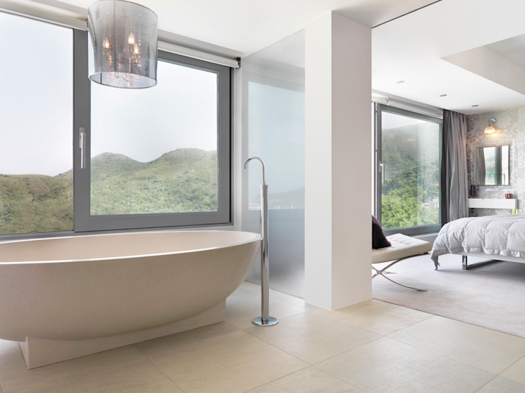 Original Vision Modern style bathrooms