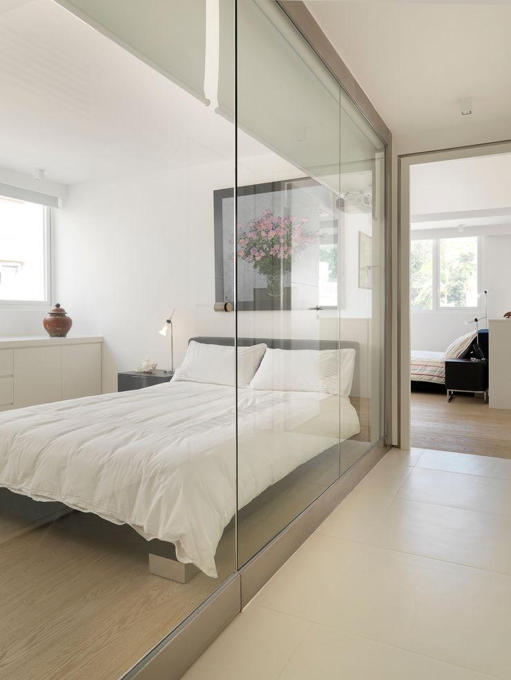 Original Vision Camera da letto minimalista