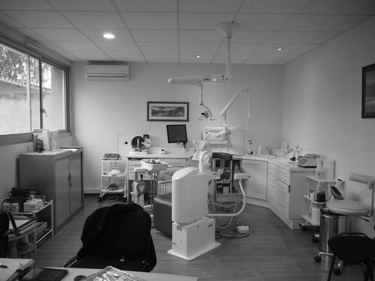 Cabinet Dentaire Chollet MIINT - design d'espace & décoration