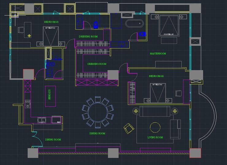 台中室內設計-築采設計