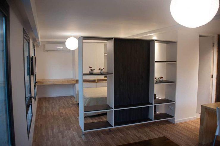 Comodo-Estudio+Diseño Minimalist bedroom