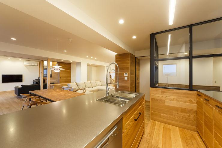 一級建築士事務所haus Кухня