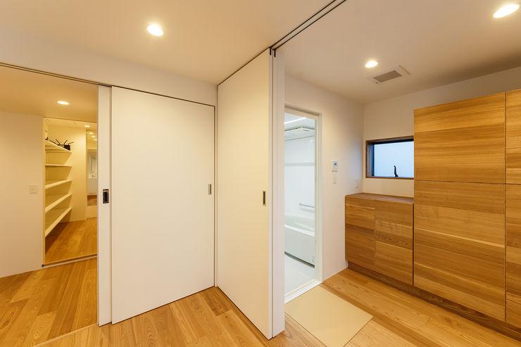 一級建築士事務所haus Ванна кімната