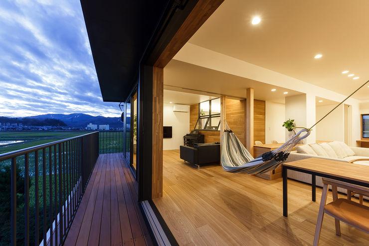 一級建築士事務所haus Balcony