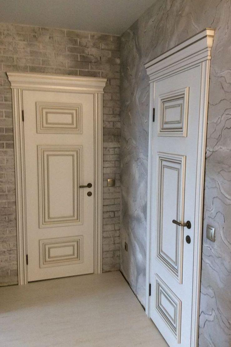ГЕОНА. Inside doors Beige