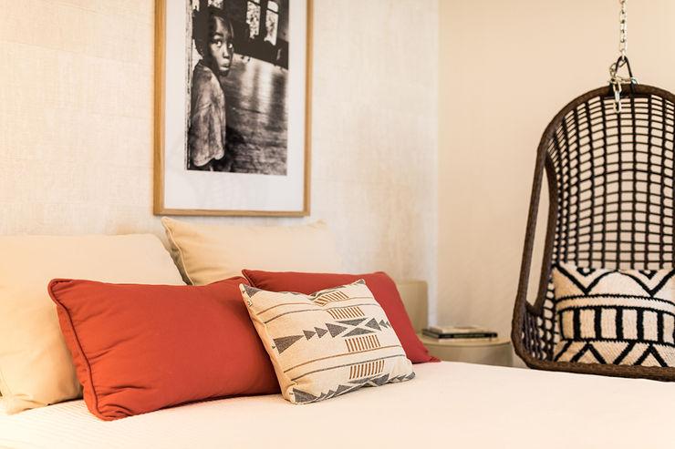 Quarto - Moradia em Viseu - SHI Studio Interior Design ShiStudio Interior Design Quartos pequenos