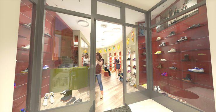 Negozio di scarpe Planet G Negozi & Locali commerciali moderni