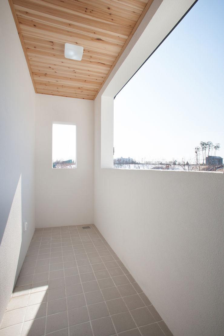 반디건축디자인 Modern Terrace