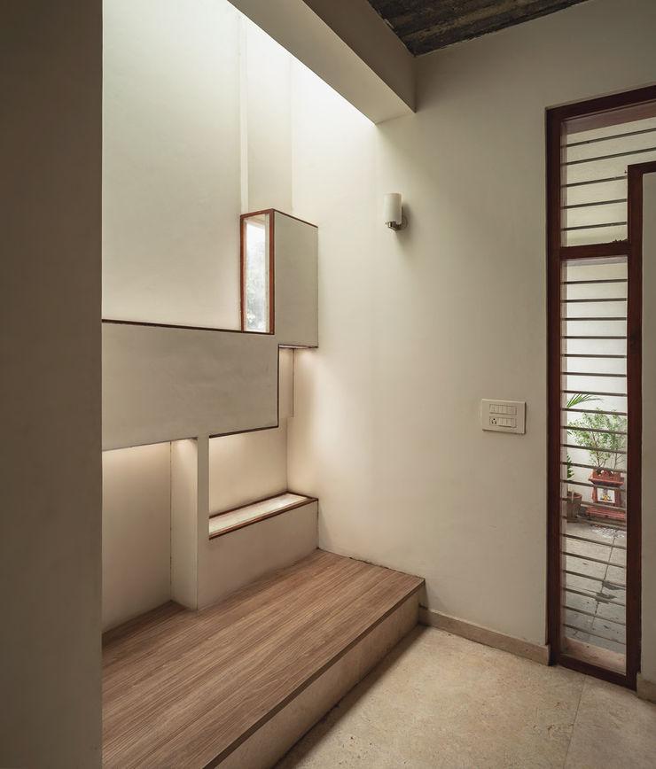 Ink Architecture Столовая комната в стиле модерн