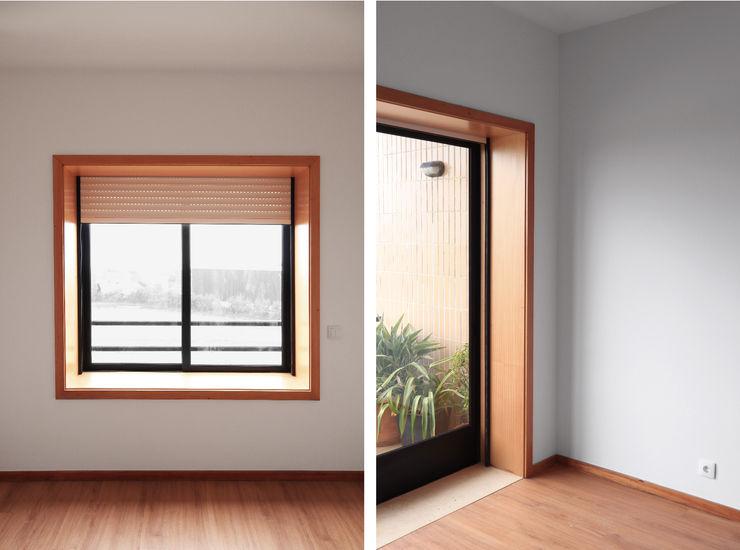 PortoHistórica Construções SA Minimal style window and door
