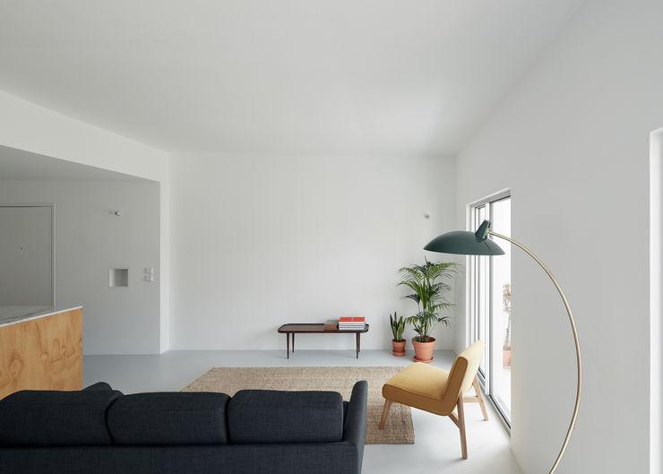 arriba architects 地中海デザインの 書斎