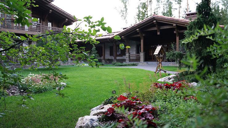 ARCADIA GARDEN Landscape Studio Jardin rustique