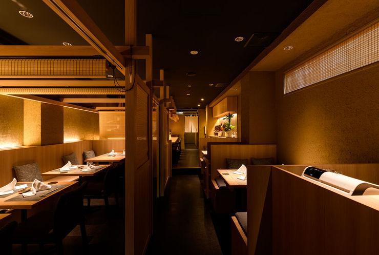 東京デザインパーティー|照明デザイン 特注照明器具 Gastronomy