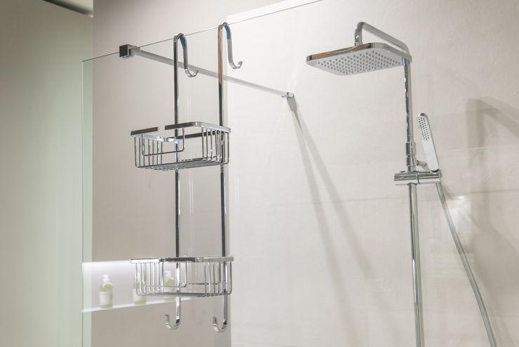 Idearredobagno.it Modern Bathroom Copper/Bronze/Brass Metallic/Silver