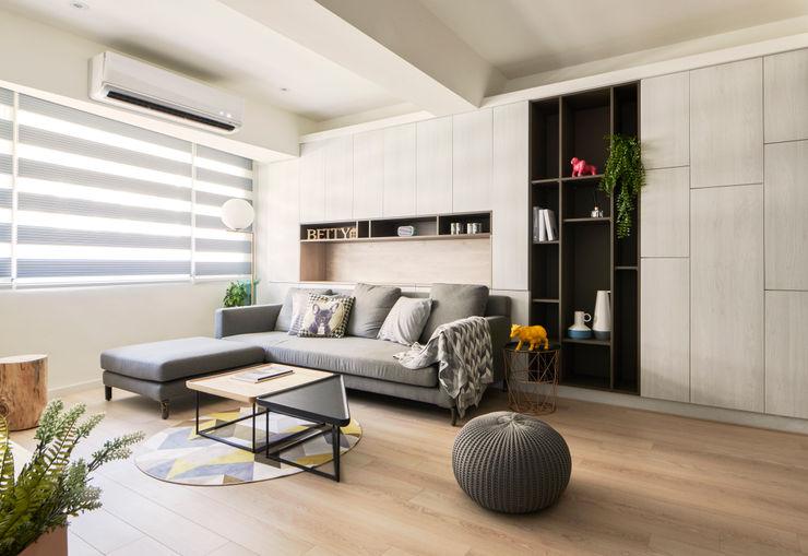 空間光引 耀昀創意設計有限公司/Alfonso Ideas 客廳