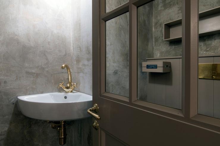 Idearredobagno.it Classic style bathroom Copper/Bronze/Brass Amber/Gold