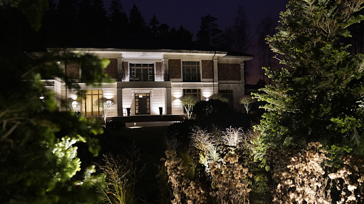 ARCADIA GARDEN Landscape Studio Country house