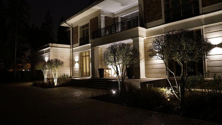 ARCADIA GARDEN Landscape Studio Villas Limestone Beige
