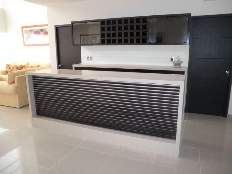 Barra Ph 1 Diseño en Madera y Construcciones MAG Cavas minimalistas