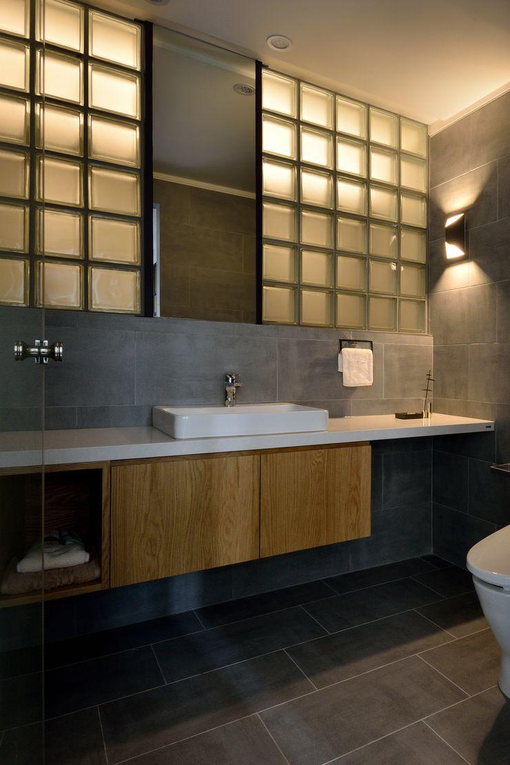 星葉室內裝修有限公司 Industrial style bathroom