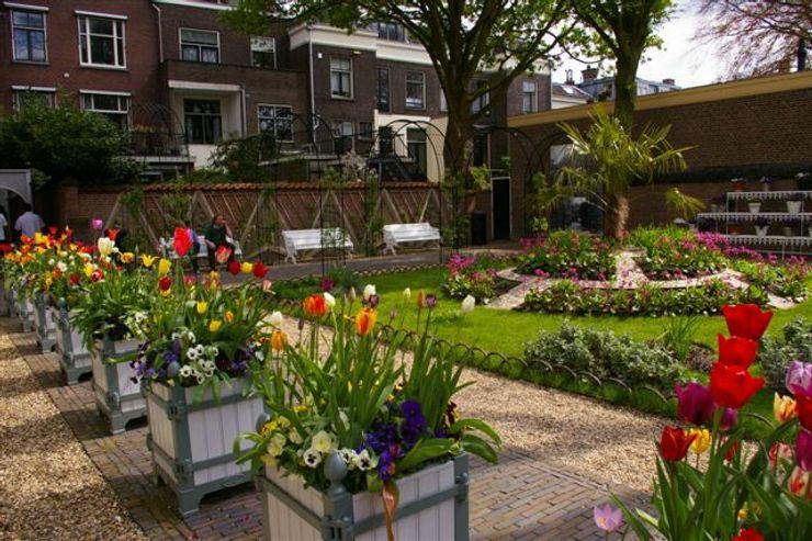 Stedelijke tuin Flora's hof groenpartners Landelijke tuinen