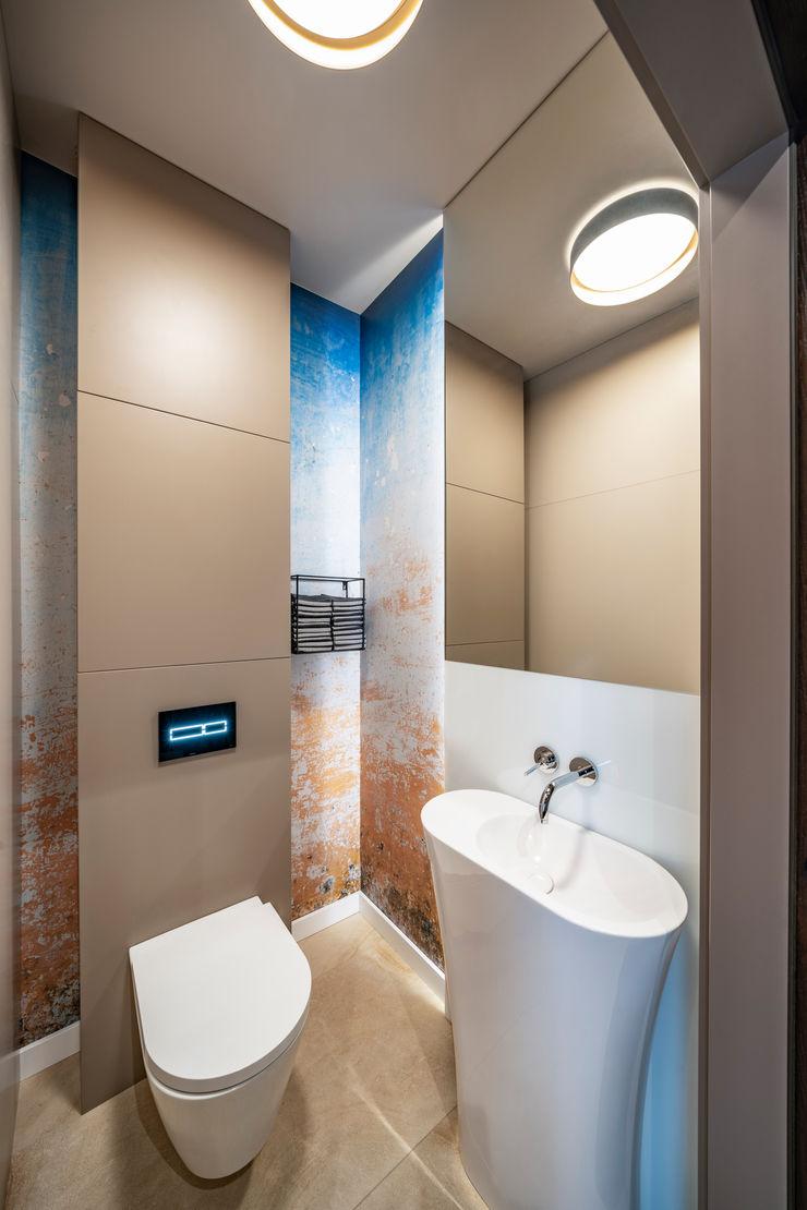 Studio Projektowe Projektive Eclectic style bathroom