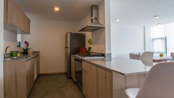 Brenno il mobile Built-in kitchens