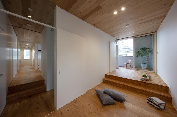 hm+architects 一級建築士事務所 Teen bedroom