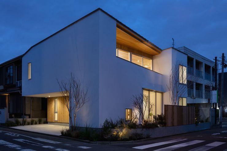hm+architects 一級建築士事務所 Multi-Family house White