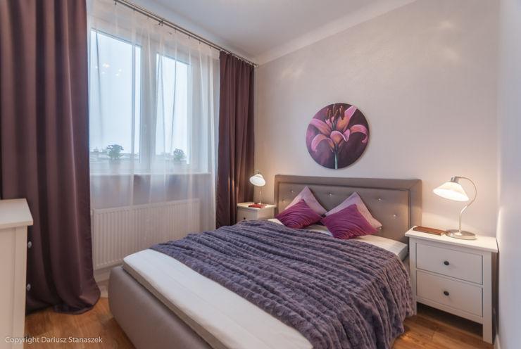 Koncepcja Wnętrz Classic style bedroom